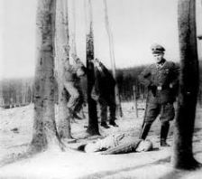 Buchenwald Punishment