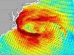 Hurricane Sandy ISRO-OceanSat_226