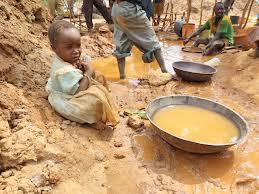 Tanzania Mercury Gold Mining