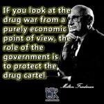 Drug War - UK Politics