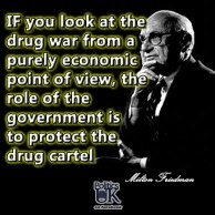Drug War - UK Politics