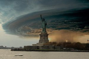 NYC Hurrican Sandy (Fake)