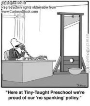 Preschool Punishment